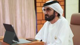 Coronavirus: Sheikh Mohammed bin Rashid donates 60 tonnes of protective gear to UK