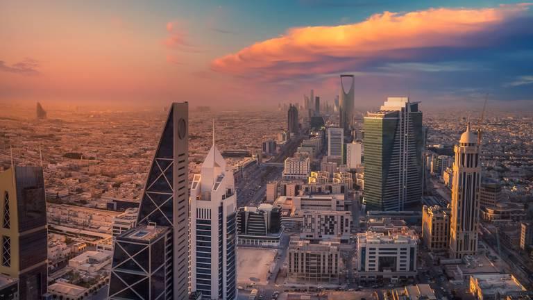 An image that illustrates this article FII: 44 multinational companies shift regional headquarters to Saudi Arabia