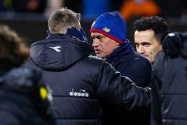 Horror night for Mourinho as Roma hit for six by Bodo/Glimt in Norway
