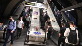 London Underground accidents rise as passengers avoid 'tainted' handrails