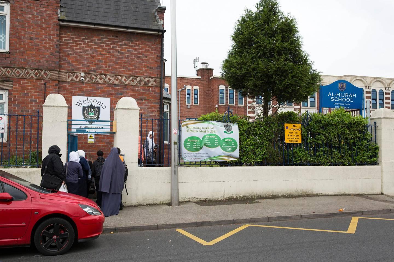 E3MCAY Al-Hijrah school, Bordesley Green, Birmingham, UK