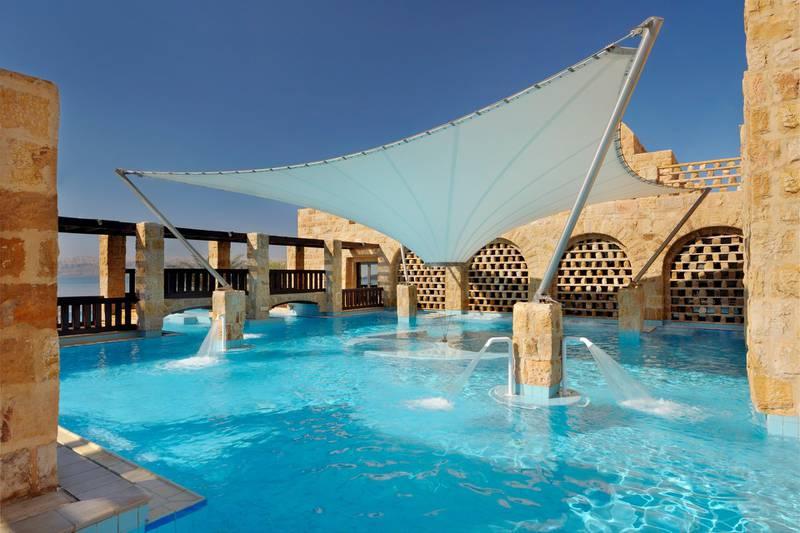 Movenpick Dead Sea Resort, JordanFor Weekend section.  Story on Wellness travel.Courtesy Movenpick