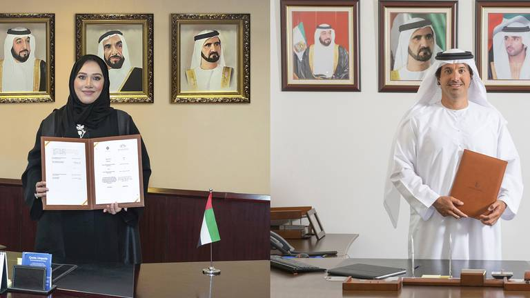 An image that illustrates this article Deal signed for trading of crypto assets in Dubai World Trade Centre