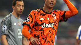 Cristiano Ronaldo rages at penalty decision as Porto down Juventus in Champions League - in pictures