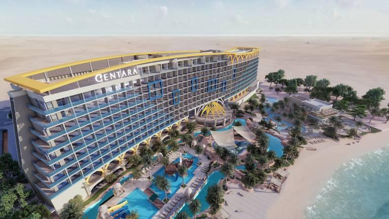 An image that illustrates this article Inside Centara Mirage Beach Resort Dubai: new hotel coming to Deira Islands