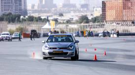 Burning rubber Dubai-style with Continental's Middle East tyres