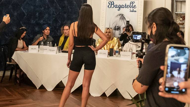 An image that illustrates this article Miss Universe UAE auditions get under way in Dubai