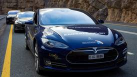 The Electric Vehicle Road Trip Middle East powers up for January
