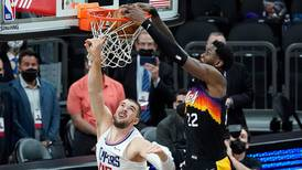 NBA playoffs: Deandre Ayton hits last-second dunk as Suns take 2-0 lead over Clippers in Western finals