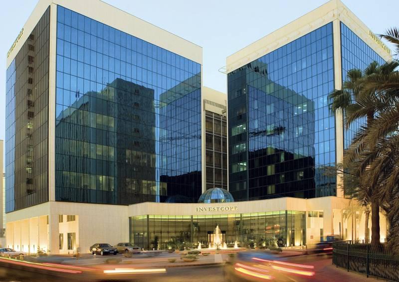 Investcorp's Bahrain office. Courtesy Investcorp