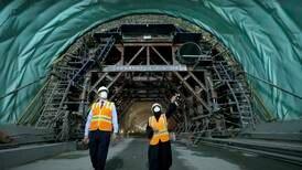 Watch: Etihad Rail gives rare glimpse inside construction of region's longest rail tunnel