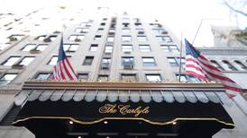 Inside The Carlyle: the hyper-private New York hotel hosting Harry and Meghan