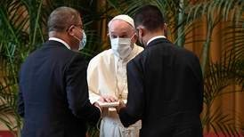 Pope Francis will miss Cop26 climate change summit