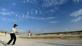 Is there a future for sand golf in the UAE?