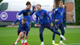 Harry Kane and England back in training after Hungary qualifier fiasco - in pictures
