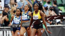 Thompson-Herah 0.05 seconds from Flo-Jo's 33-year-old 100m record