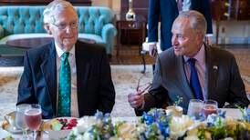 US senators advance infrastructure deal with procedural vote