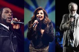 Burna Boy to Nancy Ajram: 21 shows at Expo 2020 Dubai in November