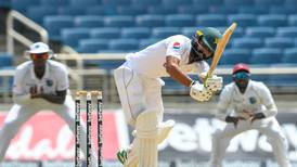 Pakistan's Fawad Alam continues record-breaking run in Test cricket with fifth ton