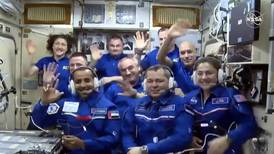 UAE in space: Astronaut Hazza Al Mansouri arrives on the ISS