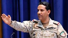 Saudi-led coalition thwarts Houthi missile and drone attack