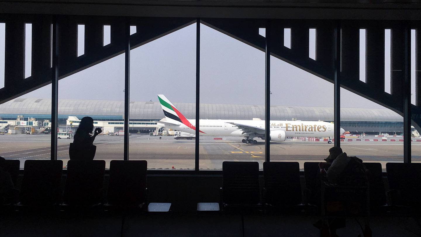 """DUBAI, UNITED ARAB EMIRATES - AUGUST 14, 2018. Today, a total of 101 Filipino nationals will fly out of Dubai via Philippine Airlines.The Philippine Consulate has booked a one-way tickets (DXB-MNL) for the returning Filipinos. """"Out of the 152 amnesty-seekers, 101 were given free tickets. The rest were not aware that we are providing them with free tickets. Some of them had their tickets booked a month before. Unfortunately, we cannot refund the fare due to restrictions in the Philippine government auditing rules,"""" Cortes said.(Photo by Reem Mohammed/The National)Reporter: Patrick RyanSection:  NA"""