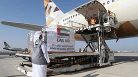 Coronavirus: UAE sends urgent aid to North Macedonia