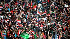 Better relations are the goal in Iraq-Saudi football friendly
