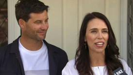 New Zealand's 'first bloke' Clarke Gayford fights off angry shark with a pole