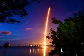 Inspiration4 launch: SpaceX Crew Dragon blasts into orbit