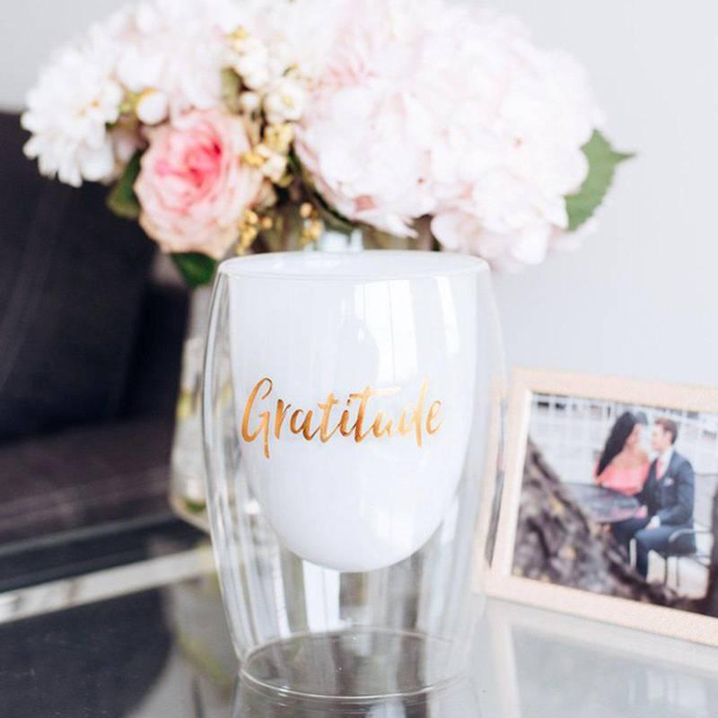 30 Days of Gratitue jar, 51, Gratitude,  at Boom & Mellow