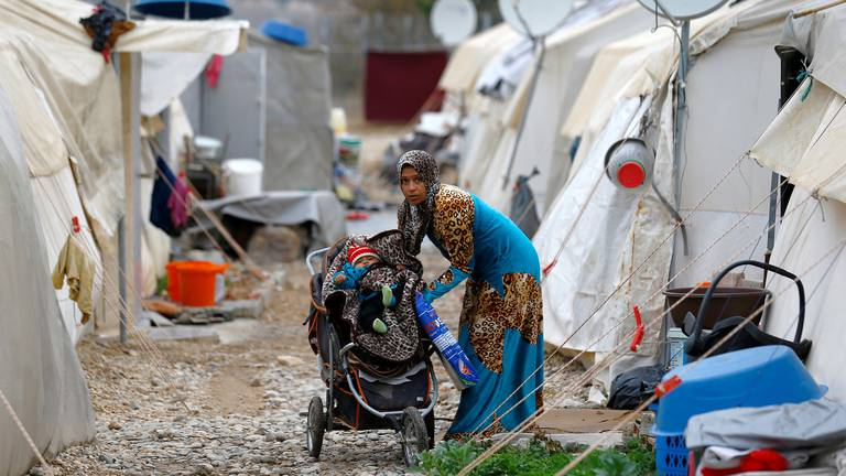An image that illustrates this article Turkey talks with UN over returning Syrian refugees