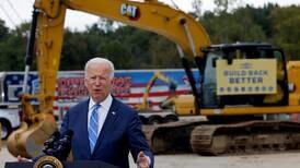 Biden resets infrastructure focus in Michigan's rustbelt