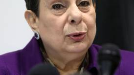 Sidelining Hanan Ashrawi is another blow to peace