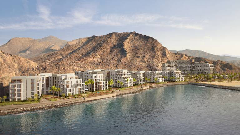 An image that illustrates this article First look: Address Beach Resort Fujairah opens ahead of Eid holiday