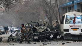 Afghanistan: at least two killed in series of blasts in Kabul