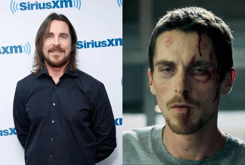 Christian Bale The Mechanist