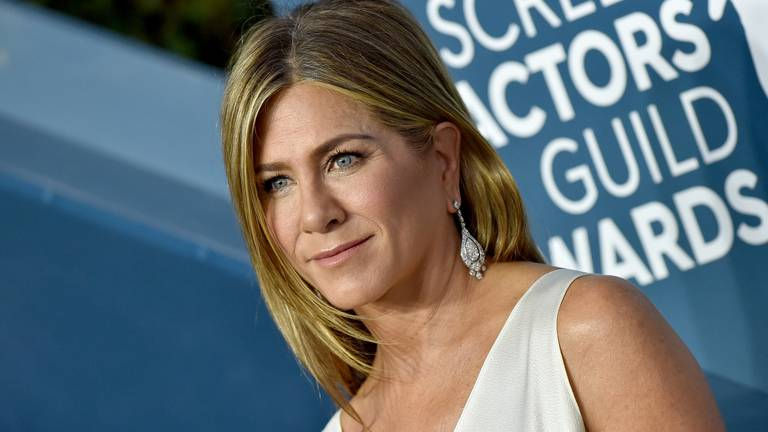 An image that illustrates this article Jennifer Aniston says she won't attend Emmys due to Covid-19 pandemic