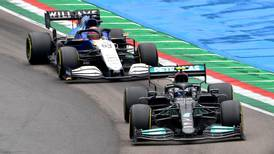 Valtteri Bottas and George Russell spat at Imola was good sign for Formula One