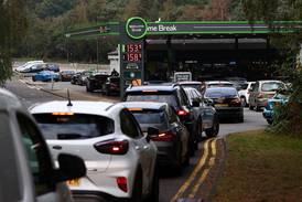 UK may need army to tackle fuel shortage as petrol stations run dry