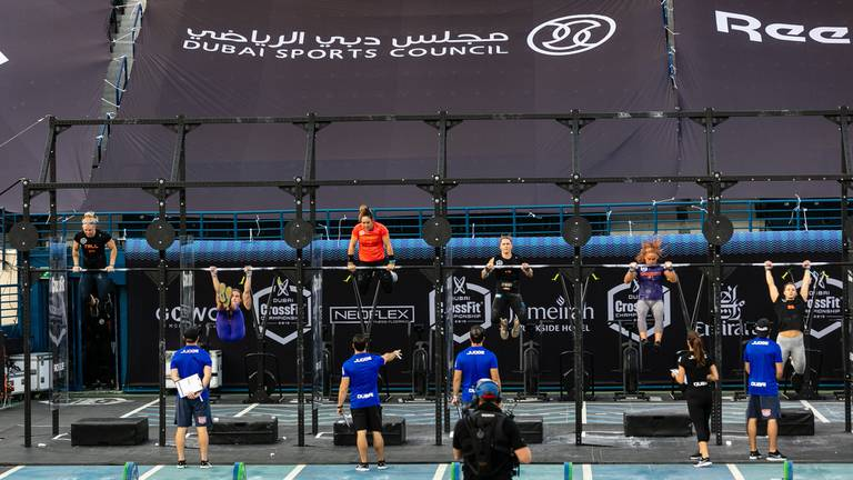 An image that illustrates this article Dubai CrossFit Championship to return in December
