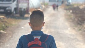 Jordan is back to school but lack of transport means many are missing classes