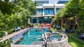 Property of the week: Dh35m Palm Jumeirah townhouse is one of Dubai's most colourful