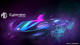 Will MG ever be cool again? The Cyberster concept car certainly is