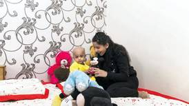 Dubai hospital worker pleads for help to get cancer treatment for toddler son