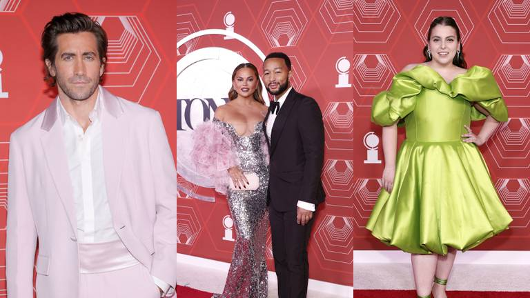 An image that illustrates this article Tony Awards: all the winners and the best red carpet looks