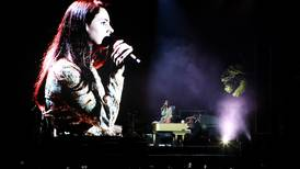 Abu Dhabi F1 concert review: Lana Del Rey a slightly underwhelming affair with occasional flashes of brilliance