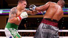 Oleksandr Usyk 'ready to fight' Joshua, Wilder and Fury after making heavyweight debut