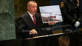 Erdogan cannot use refugees to further his own agenda