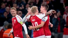 Denmark seal World Cup 2022 spot in style despite shadow of Christian Eriksen collapse